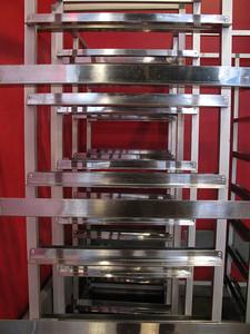 Tray rack