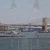 Brooklyn Bridge, Manhattan Bridge and the Williamsburg Bridge