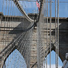 The following pictures are from my walk across the Brooklyn Bridge