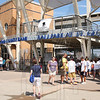 Entrance to Staten Island Yankees ball park