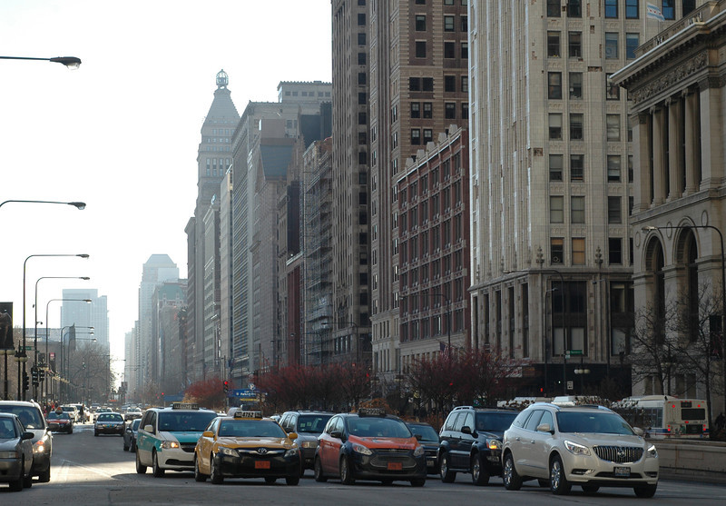 S. Michigan Ave., Chicago
