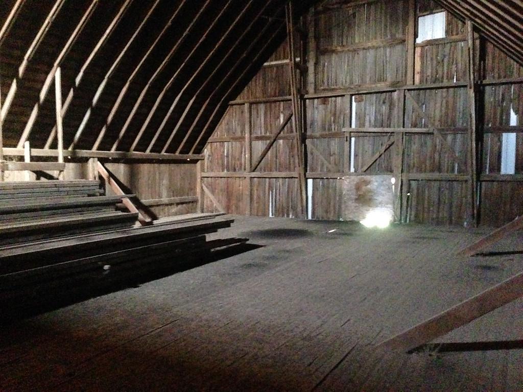 Barn loft<br /> Marengo, IL