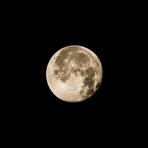 Full Moon - August 2016