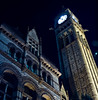 Toronto Old City Hall during Nuit Blanche