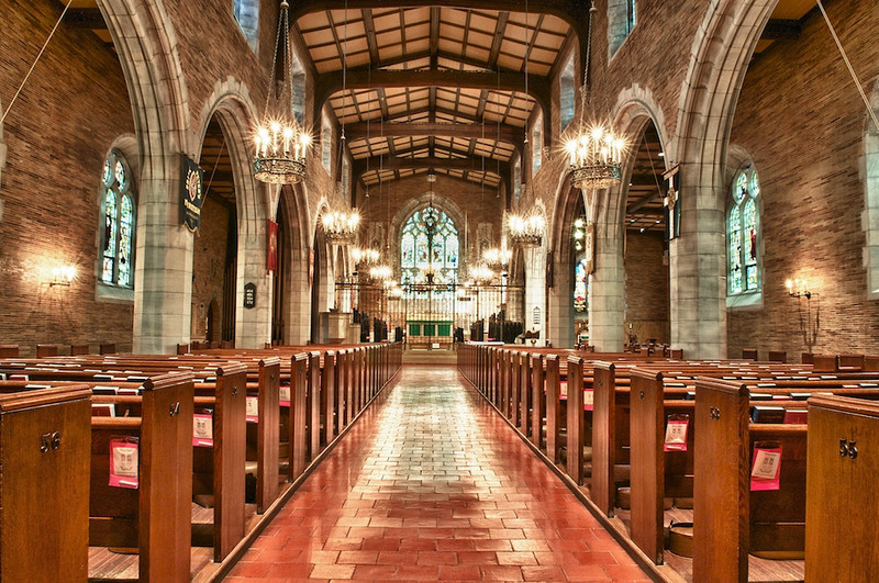 St Peter's Episcopal Church - ©David Shapiro 2012