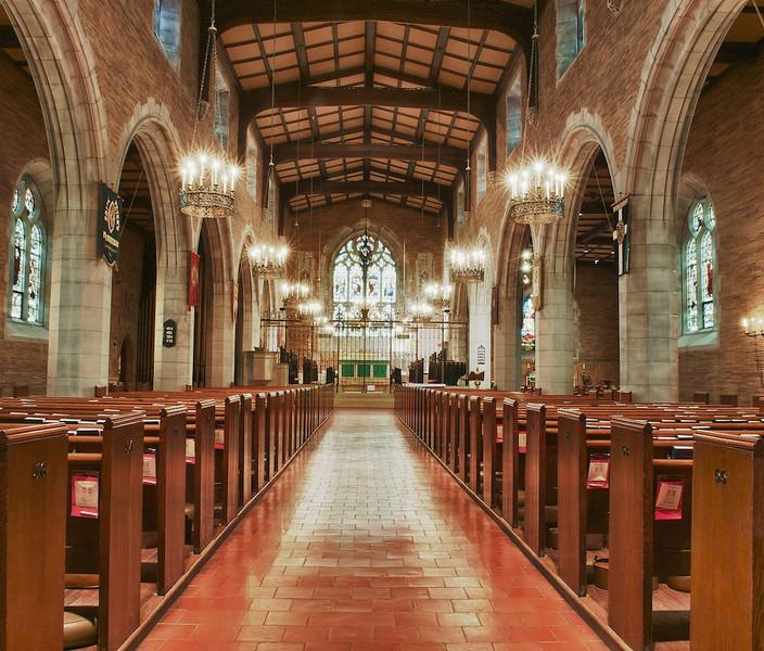 St Peter's Episcopal Church - ©David Shapiro 2012