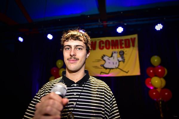 Raw Comedy SA Finals