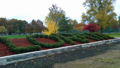 Lakeview Park in Lorain. (Photo by Rona Proudfoot, Chronicle Web editor.)