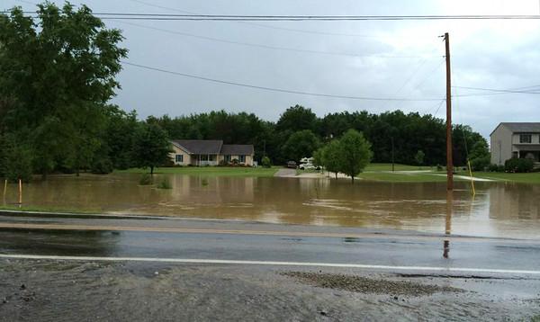Parsons Road, Carlisle Township