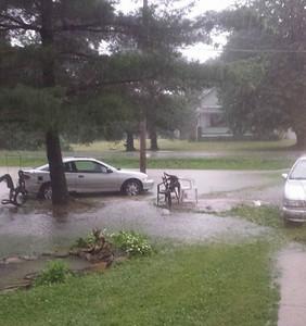 Indian Hollow Road, Carlisle Township