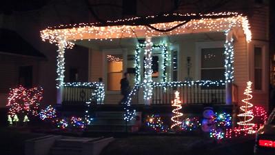 Holiday Light Displays