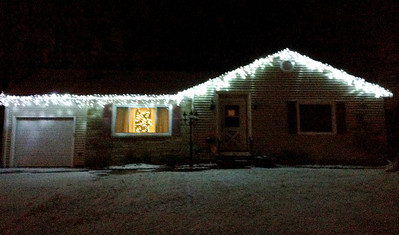 John and Janet Sivec sent this photo of their Eastern Heights home.