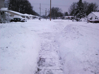 Justin Lowe shared this photo of Beebe Avenue in Elyria.