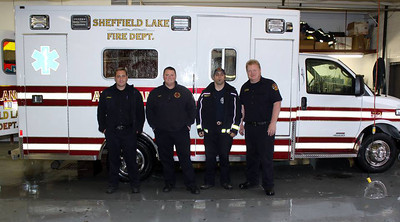 """I am most thankful for the new ambulance Sheffield Lake Fire Fighters IAFF L-2355 received thanks to Chief Card and Congresswomen Marcy Kaptur."" - Rosa Garcia-Gee"