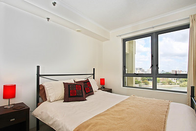 River Place Apartments 63, Brisbane. Photography by Trent Williams