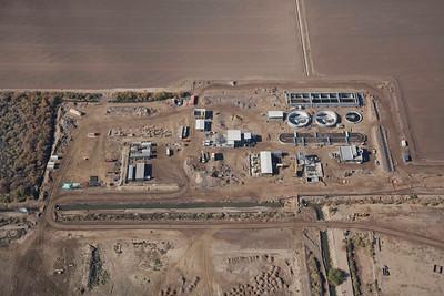 Buckey AZ Water Treatment plant construction