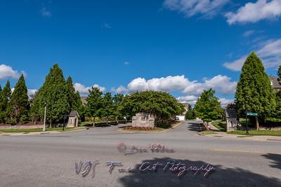 Christenbury Mews Entrance