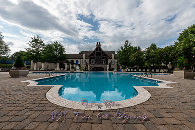 The Pool at Mannor House