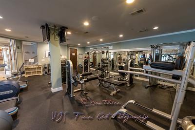 Manor House Interior - Gym Room