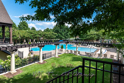 Manor House Pool Area