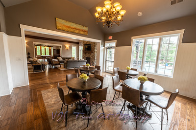 Manor House Interior - Social Room
