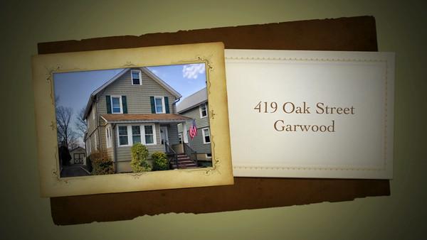 Sold 419 Oak Street Garwood
