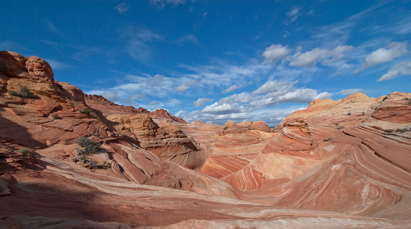 The Wave, North Coyote Buttes, AZ - November 2011