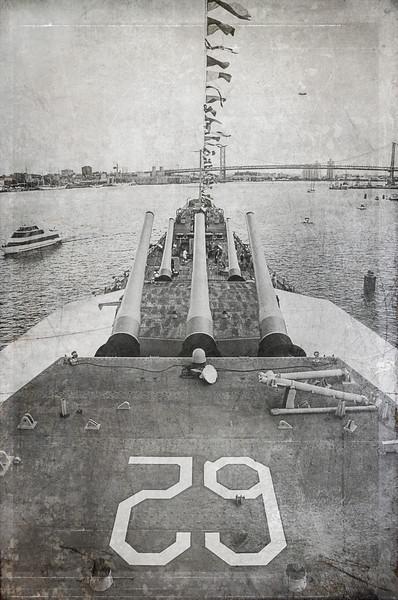 Guns of No. 62