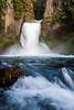 North Umpqua River at Toketee Falls