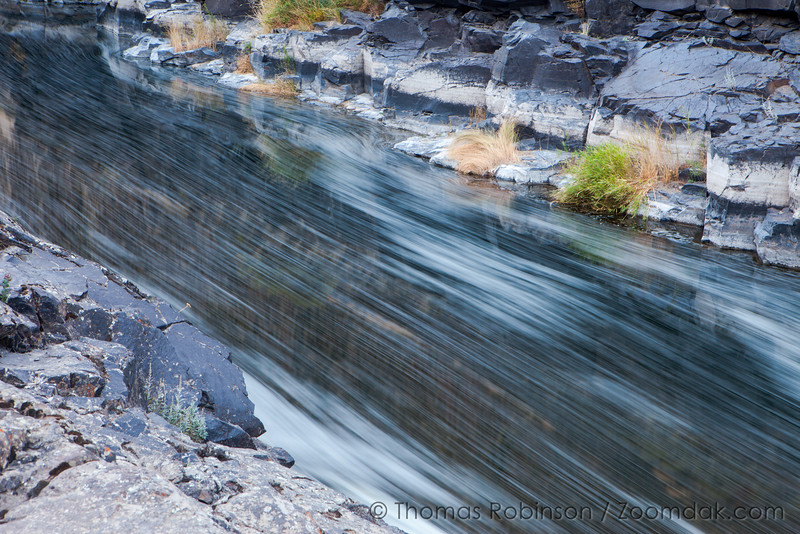 Palouse River in Motion