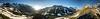Val Veny Sunrise Panorama
