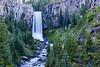 Tumalo Falls, Mid-Summer