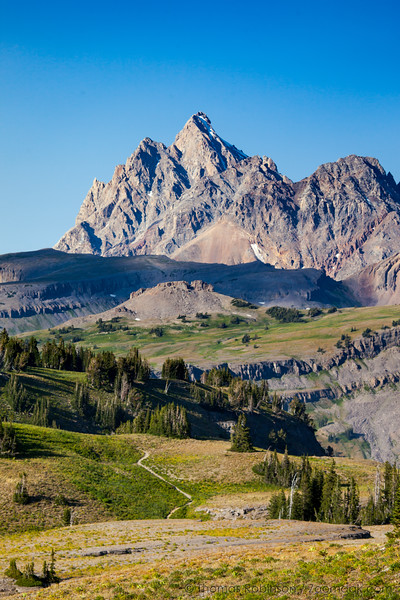 Teton Crest Trail, Grand Teton