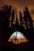 Camping in the Enchantments