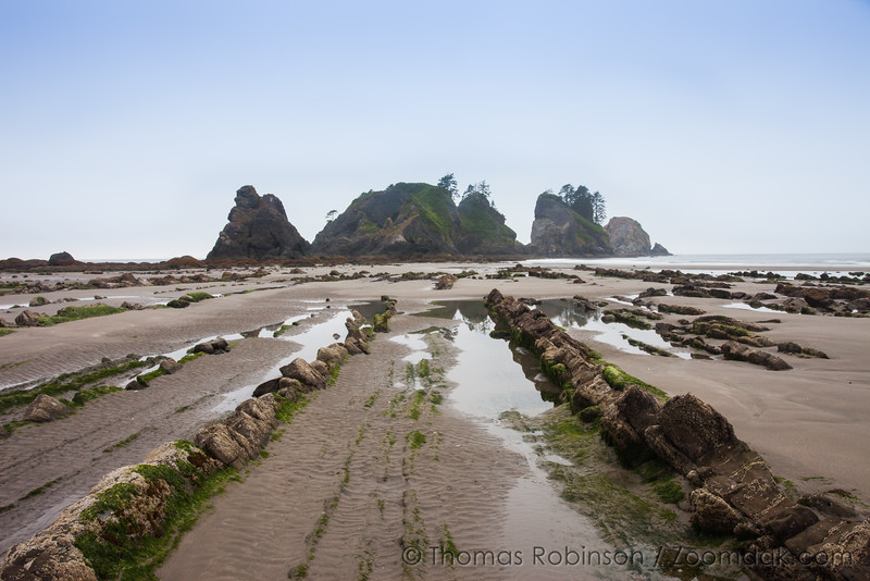 Point of Arches at Low Tide