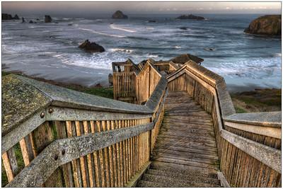 Bandon Stairs