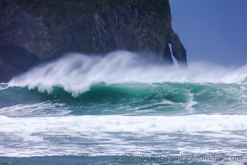 Pacific City Surf Curl