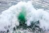 Wave Backwash Explosion