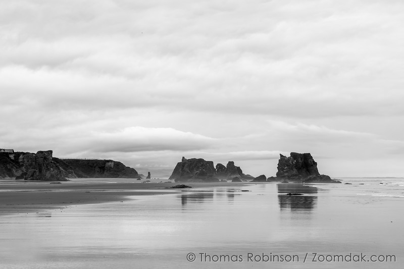 Bandon Black and White