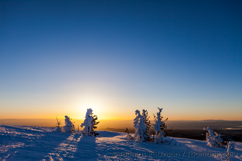 Tumalo Summit Sunrise