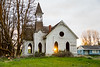 Grass Valley Church, Sundown