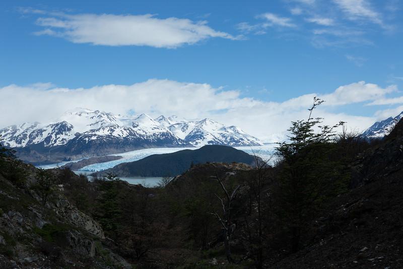 Glacier Grey.