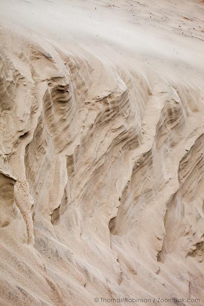 Sandstone Erosion Pattern