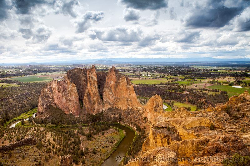 Smith Rock in Late May