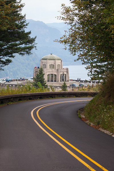 Crown Point and the Historic Highway