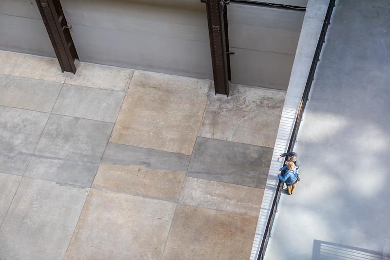Tate Modern Selfie
