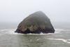Sisters Rock on the Oregon Coast