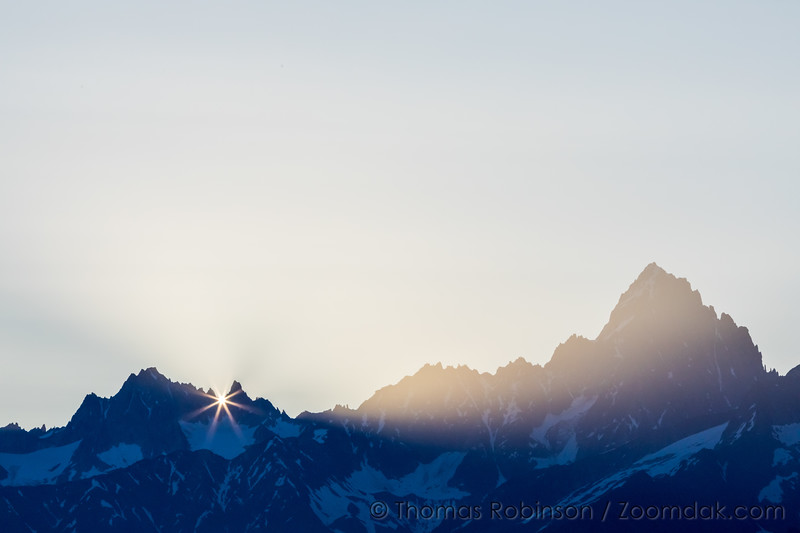 Sun Up Saint Gervais