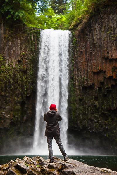 Abiqua Falls Photographer