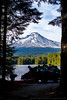 Trillium Lake, Oregon